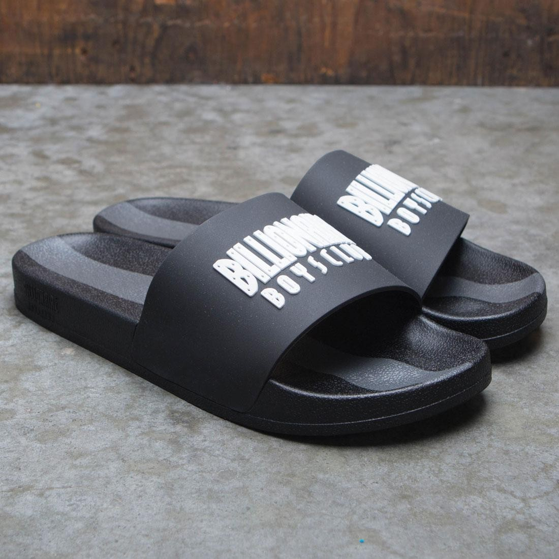 Billionaire Boys Club Men BB Slides (black)