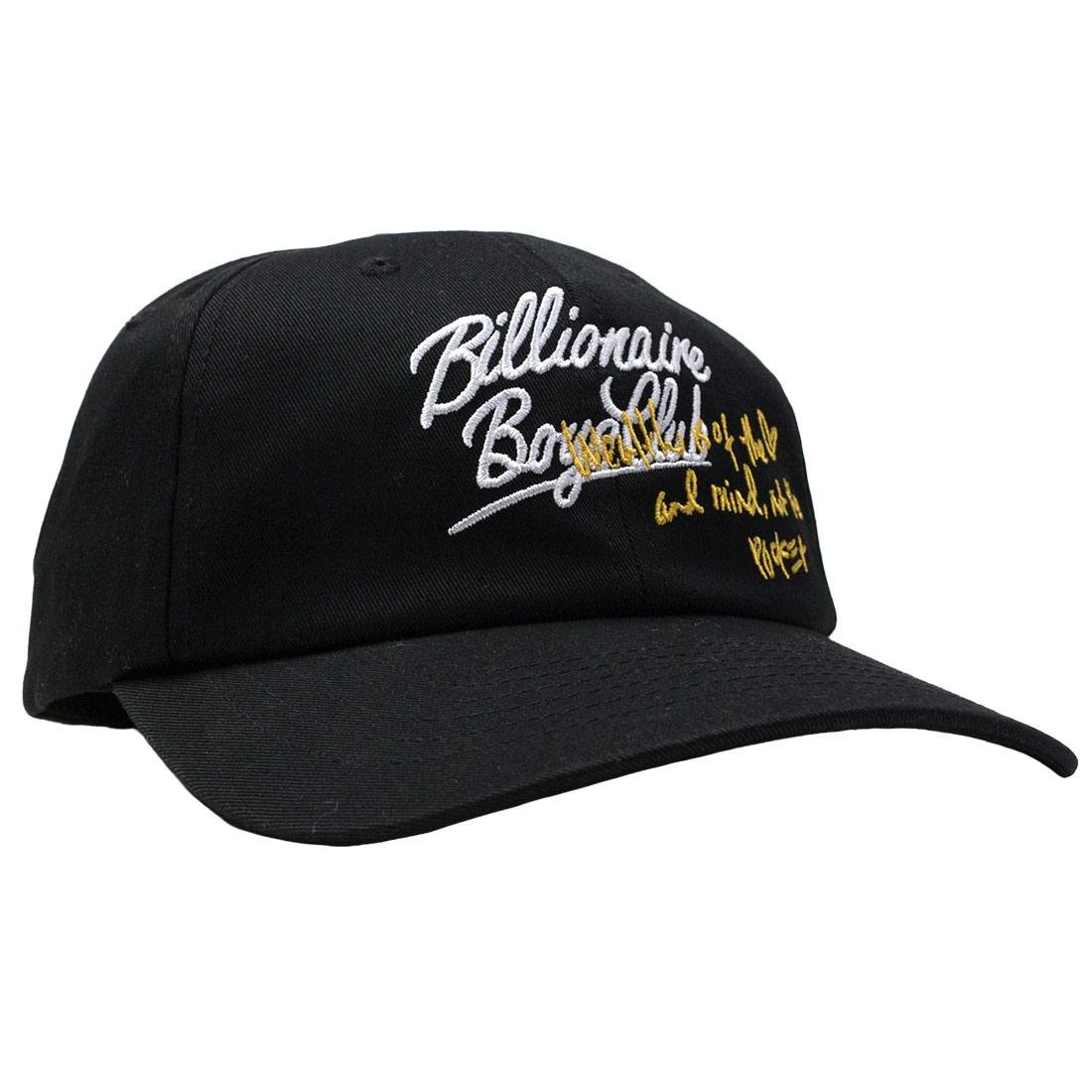 Billionaire Boys Club BB Dad Cap (black)