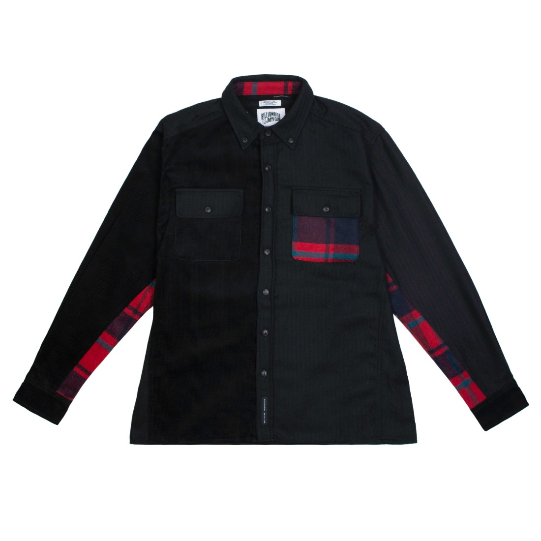 Billionaire Boys Club Men Midnight Long Sleeve Shirt (black)