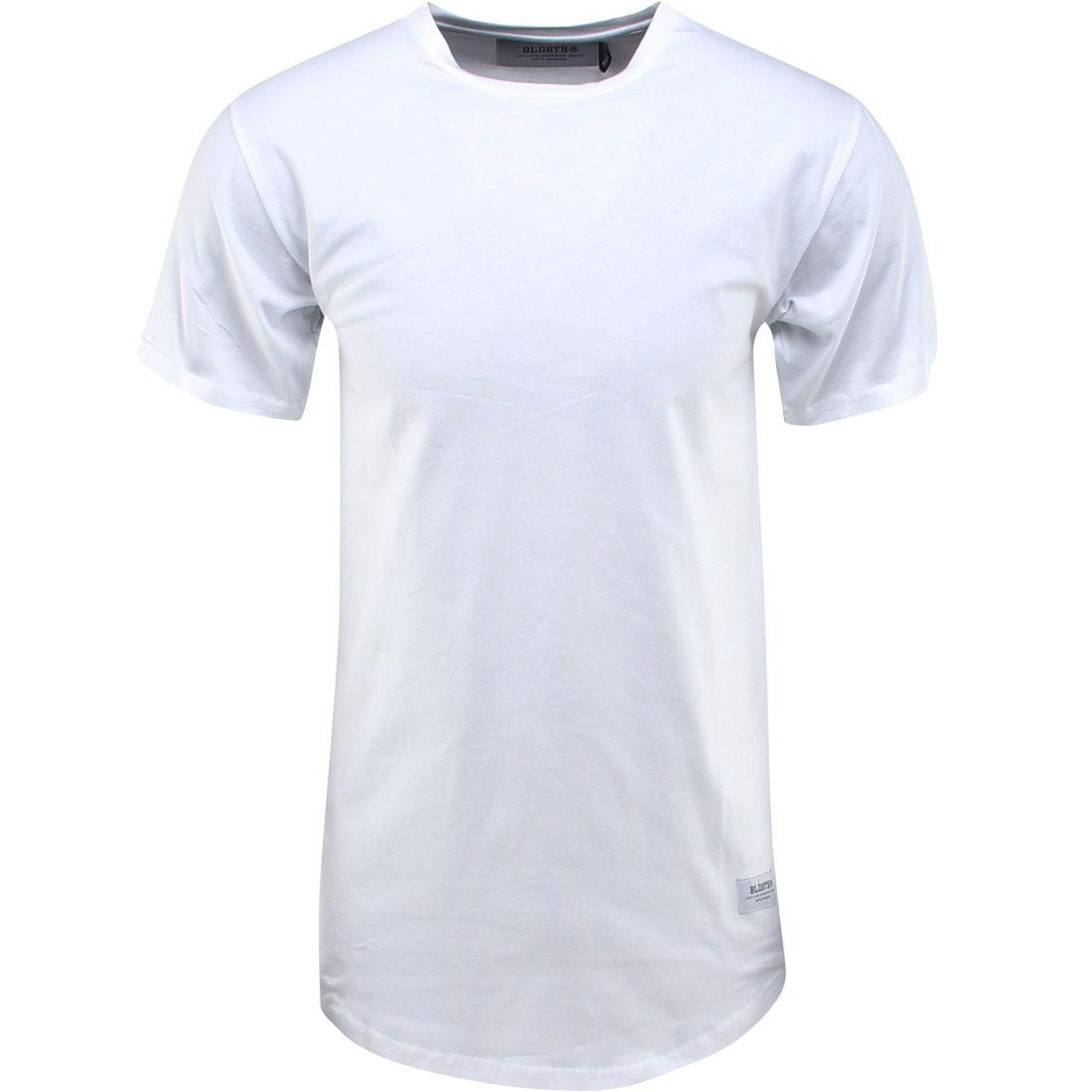 Bloodbath Cotton Extended Tee (white)