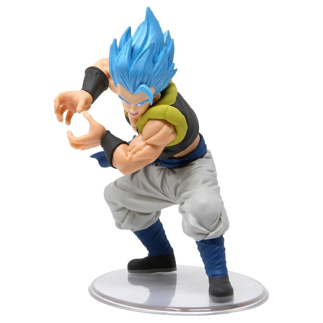 Bandai Dragon Ball Styling Vol. 6 Super Saiyan God Gogeta Figure (blue)
