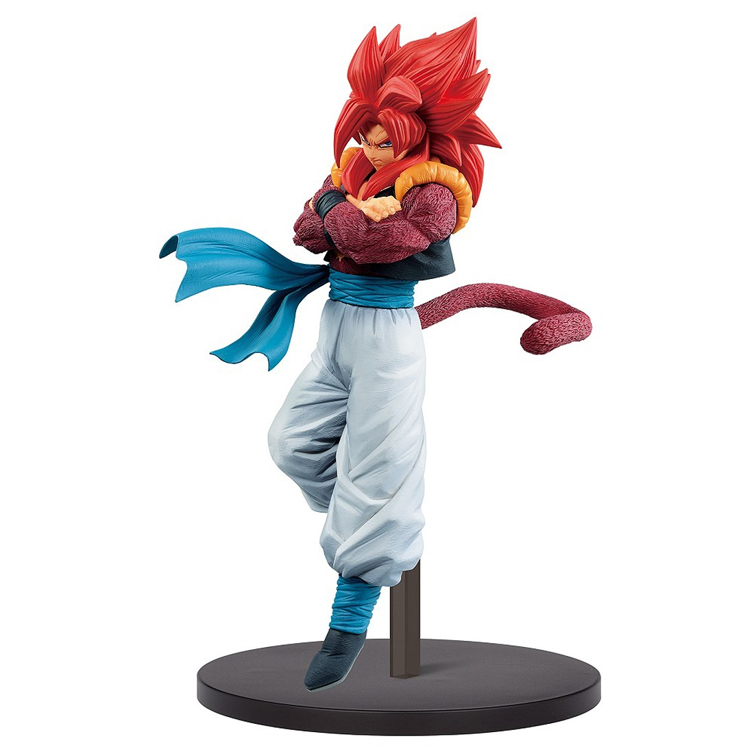 PREORDER - Banpresto Dragon Ball Super Son Goku Fes!! Vol 11 Super Saiyan 4 Gogeta Figure (red)