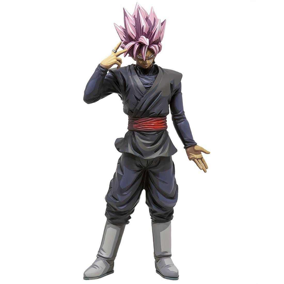 Banpresto Dragon Ball Super Grandista Super Saiyan Rose Manga Dimensions Figure (pink)