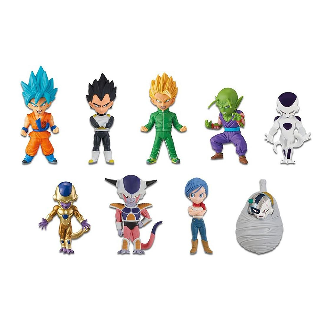 Banpresto Dragon Ball Z Resurrection 'F' World Collectable Figure Series 6 - 1 Blind Box