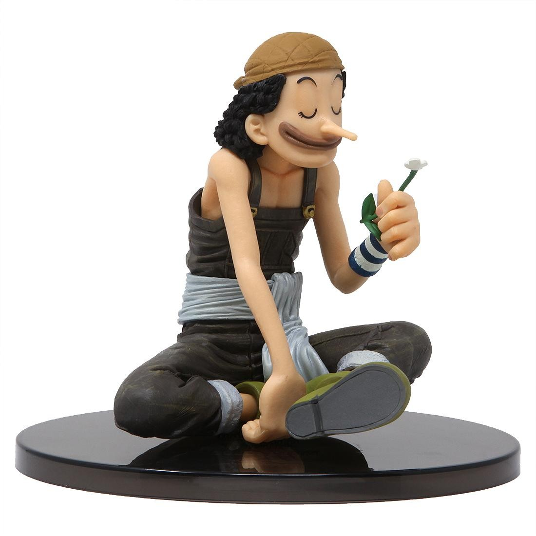 Banpresto One Piece Banpresto World Figure Colosseum 2 Vol.1 Usopp (tan)