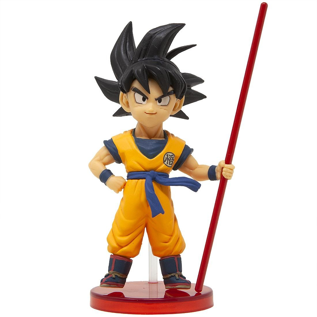 Banpresto Dragon Ball Super Broly Movie World Collectable Figure Vol 1 - 01 Son Goku (orange)