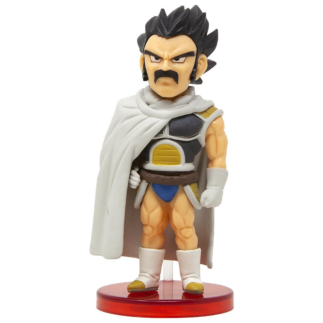 Banpresto Dragon Ball Super Broly Movie World Collectable Figure Vol 1 - 06 Paragus (white)