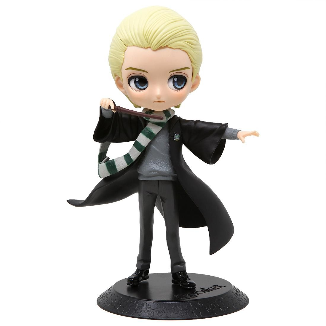 Banpresto Q Posket Harry Potter Draco Malfoy Figure - Normal Color Ver. A (yellow)