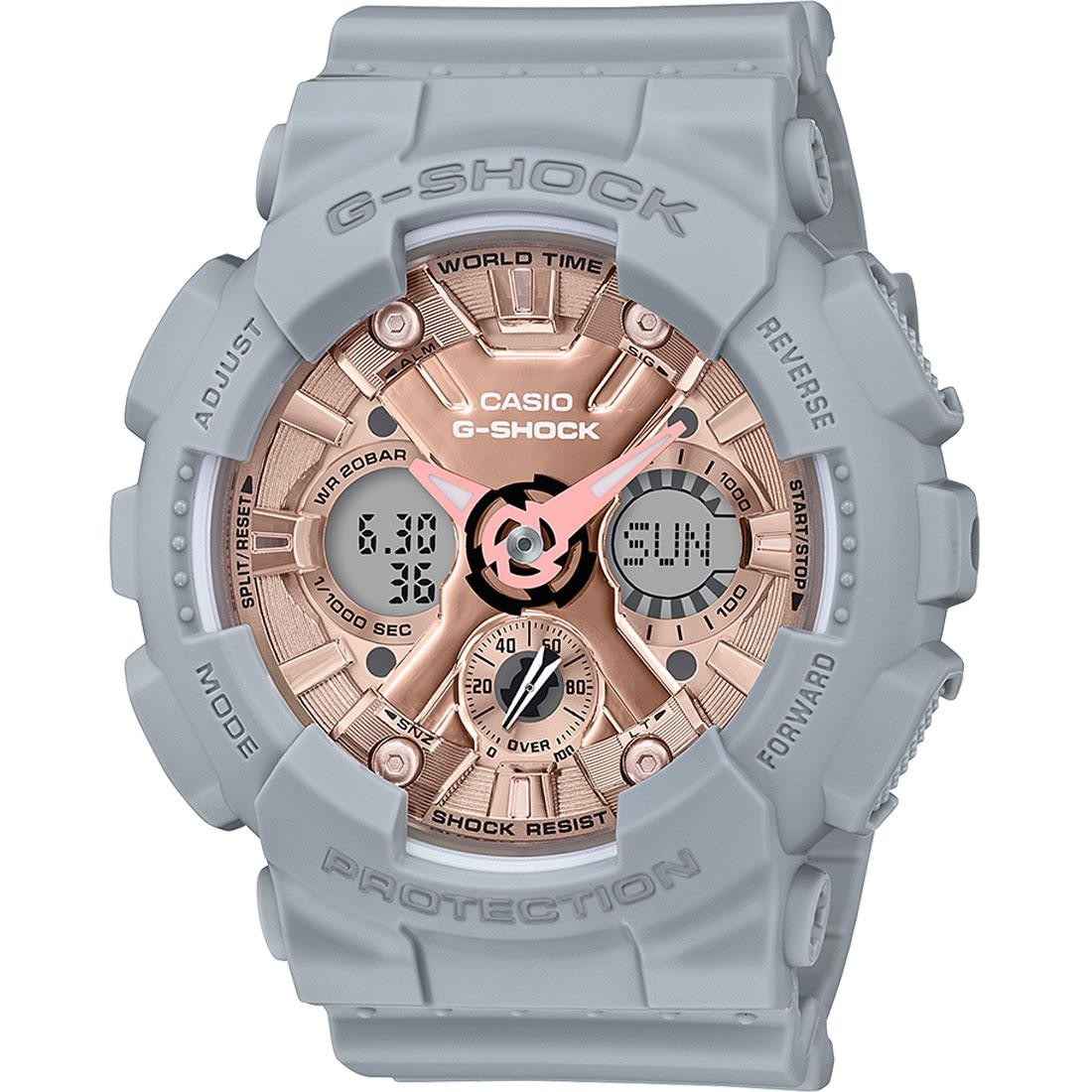 G-Shock Watches GMAS120MF Watch (gray)