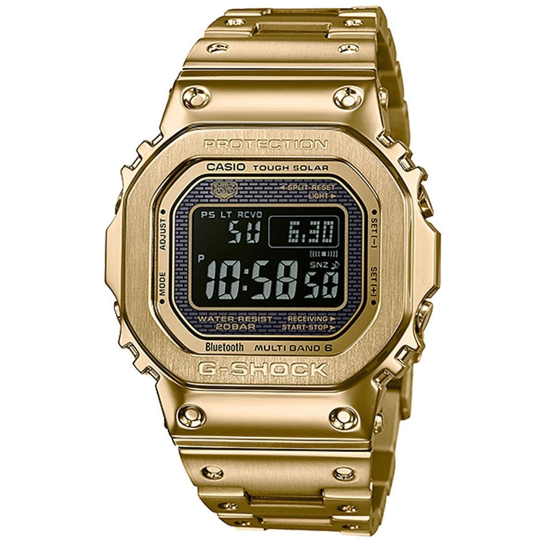 G-Shock Watches GMWB5000 Metal (gold / metal)