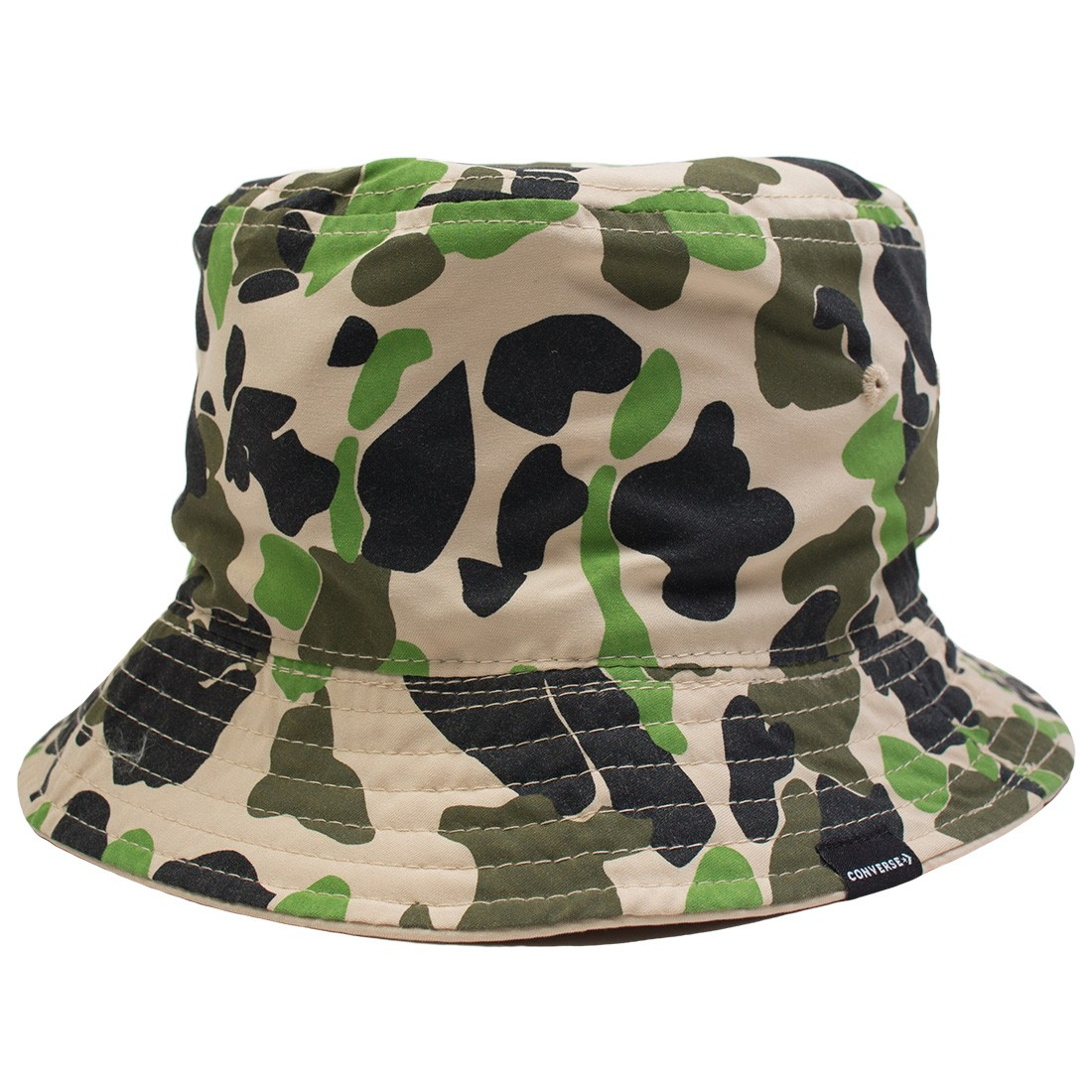 Converse Reversible Bucket Hat (camo)