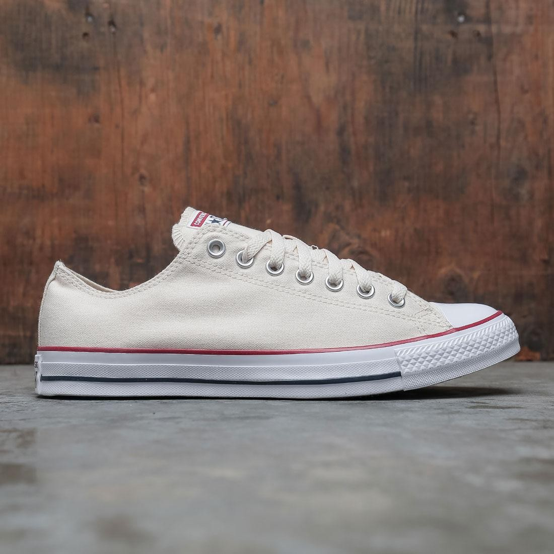 Converse Men Chuck Taylor All Star Ox (white / natural ivory)