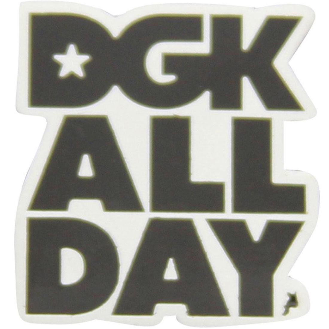 DGK All Day Pin (black)