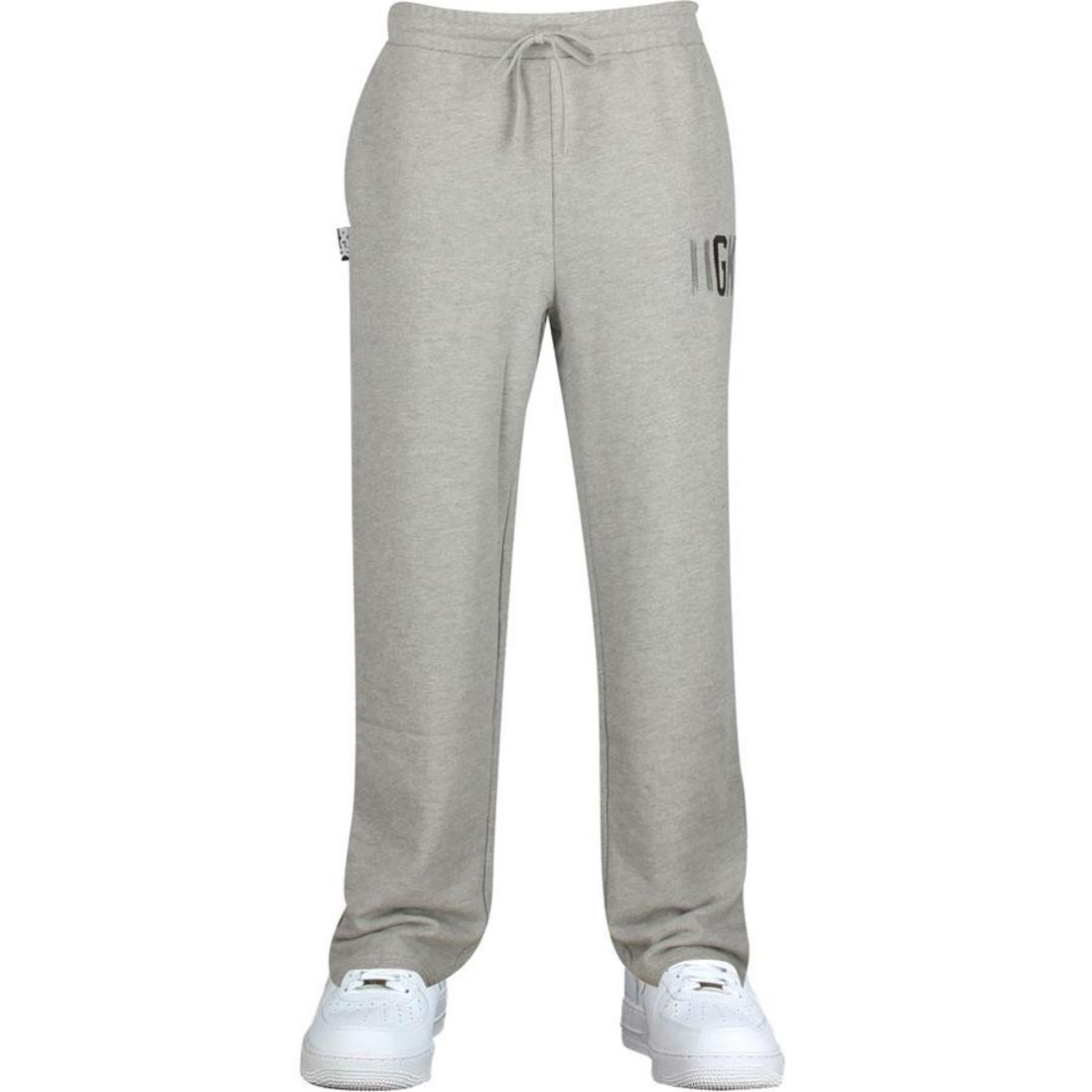DGK G Fleece Pants (athletic heather)