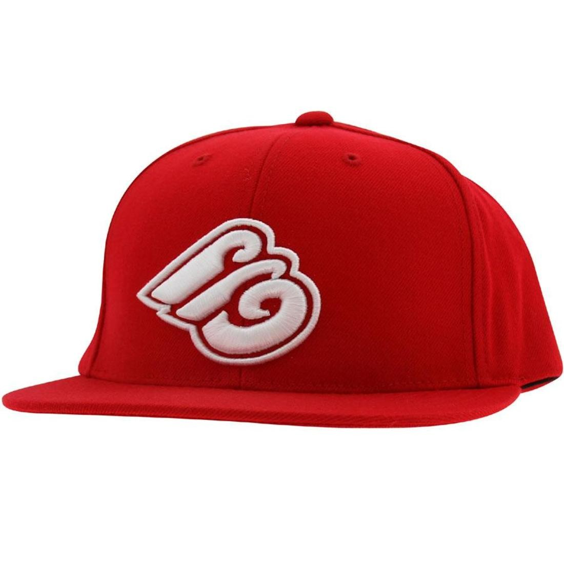 Expedition Tri E Snapback Cap (red)