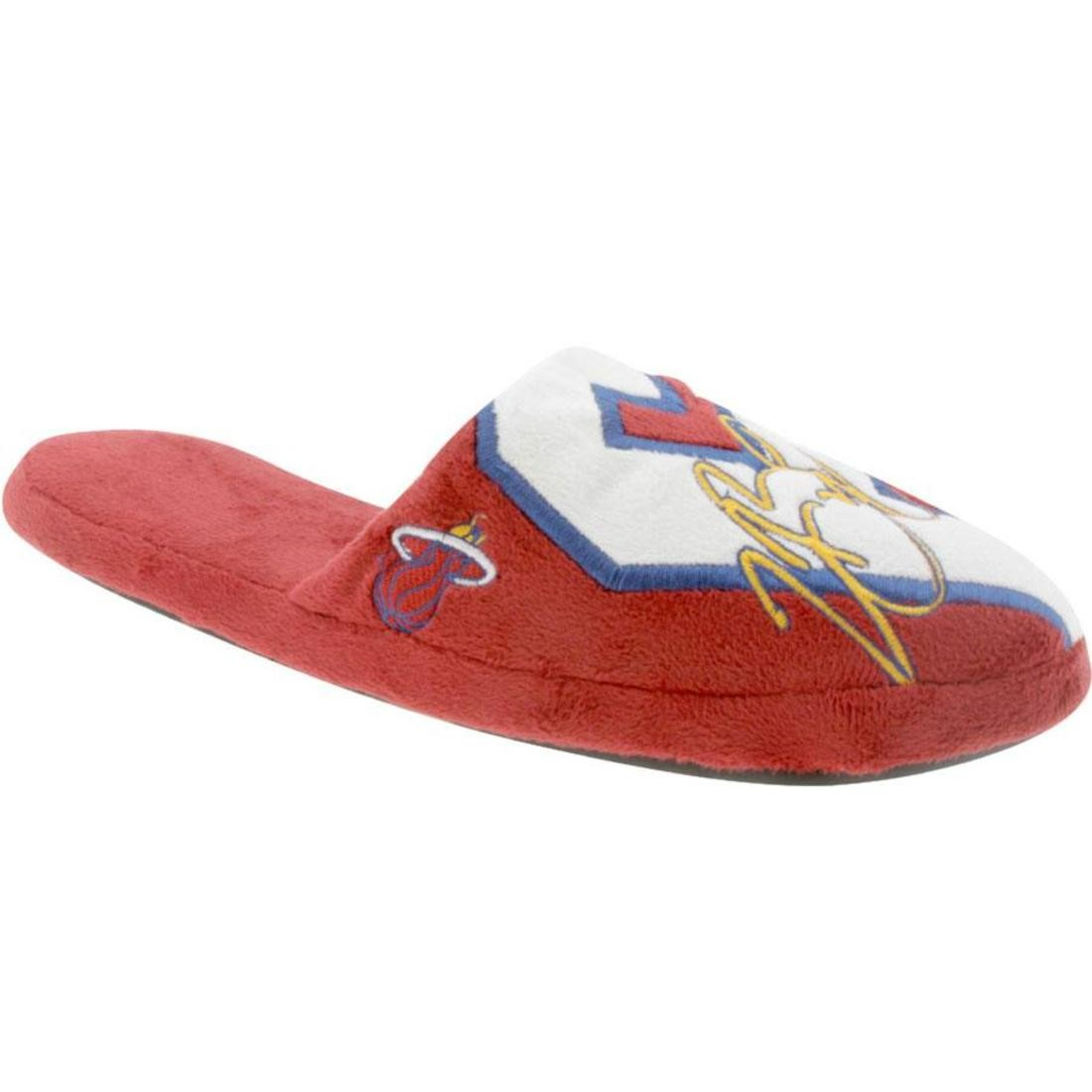 Forever Collectibles Slide Slipper - Lebron James Miami Heat (red / white / blue)