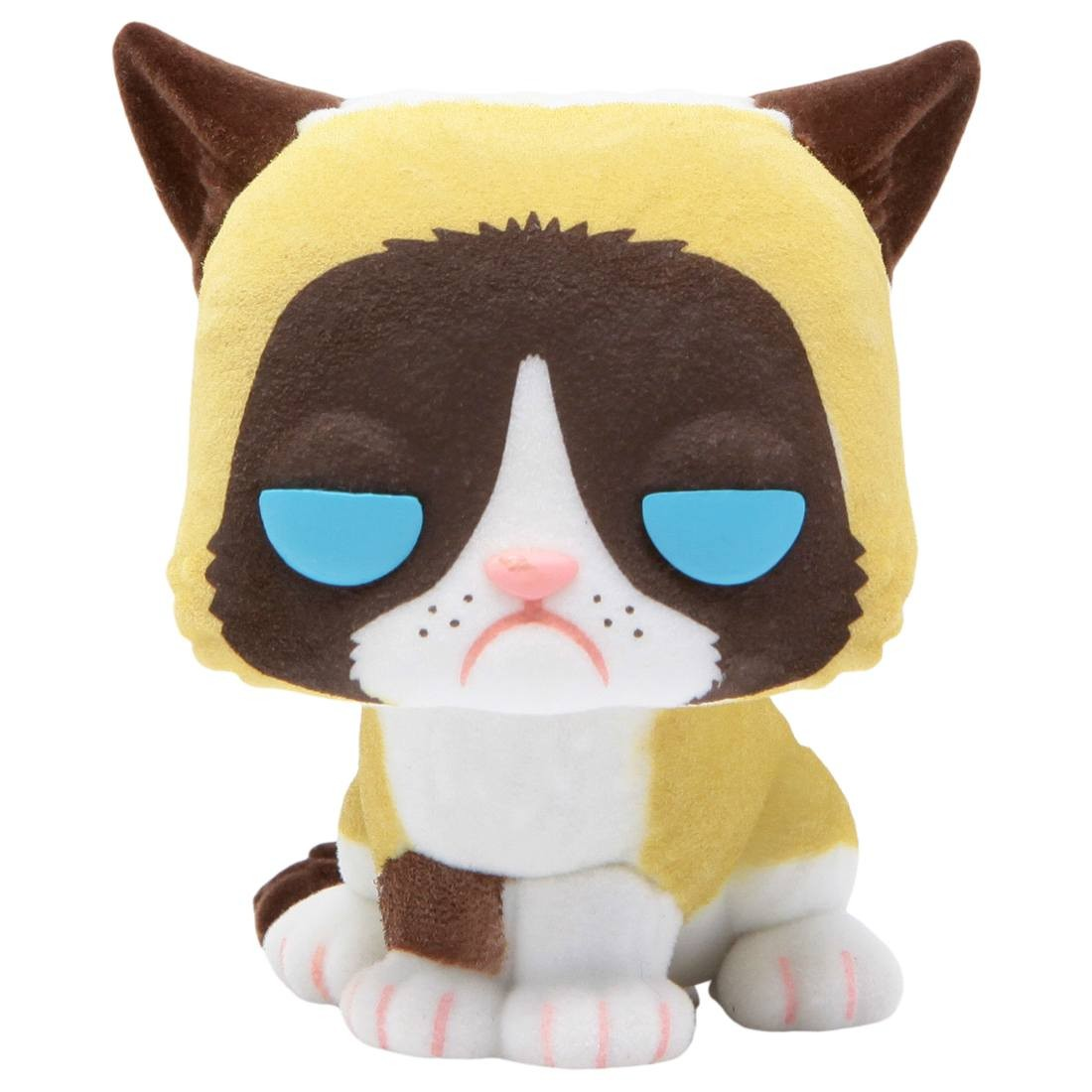Funko POP Icons Grumpy Cat Flocked - Entertainment Earth Exclusive (brown)