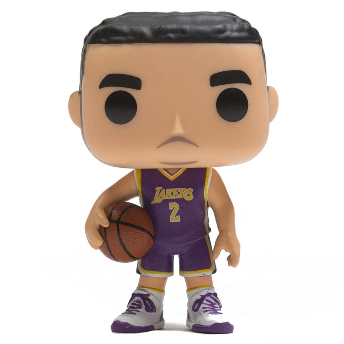 Funko POP Sports NBA LA Lakers Lonzo Ball Figure (purple)