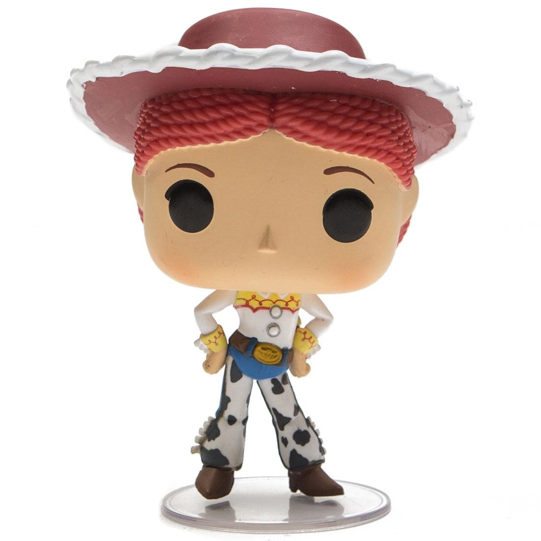 Funko POP Disney Pixar Toy Story 4 Jessie (red)