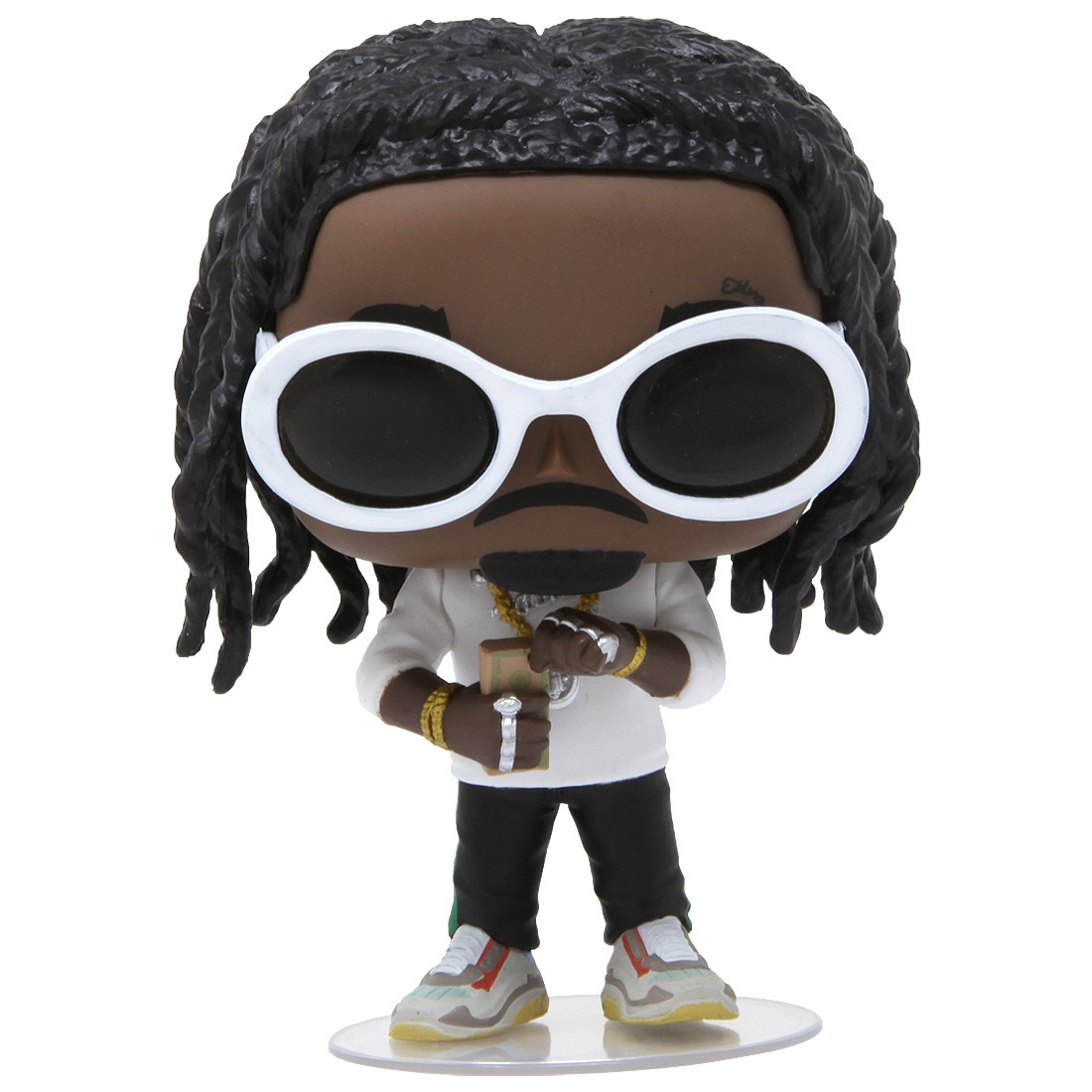 Funko POP Rocks MIGOS - Takeoff (white)