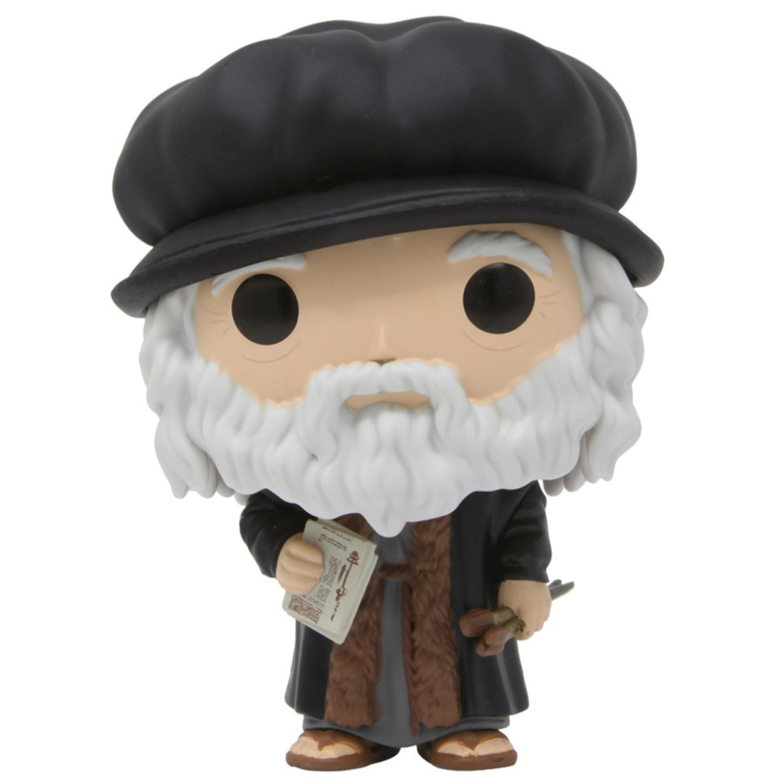 Funko POP Artists Leonardo DaVinci (black)