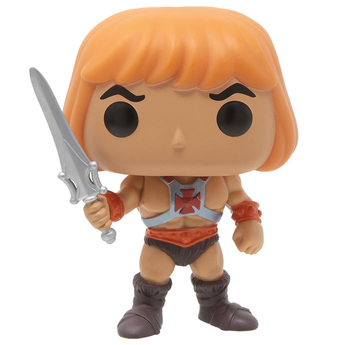 Funko POP Animation Masters of the Universe - He-Man (tan)