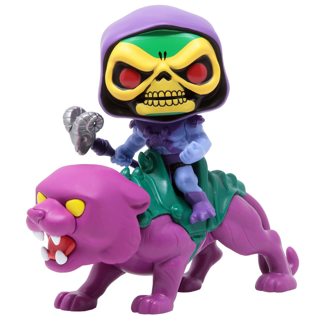 Funko POP Rides Masters of the Universe - Skeletor On Panthor (purple)