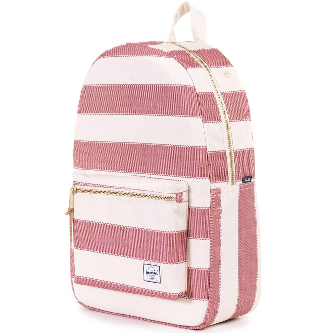 5d6bfae52bc Herschel Supply Co Settlement Backpack - Poly white natural fouta