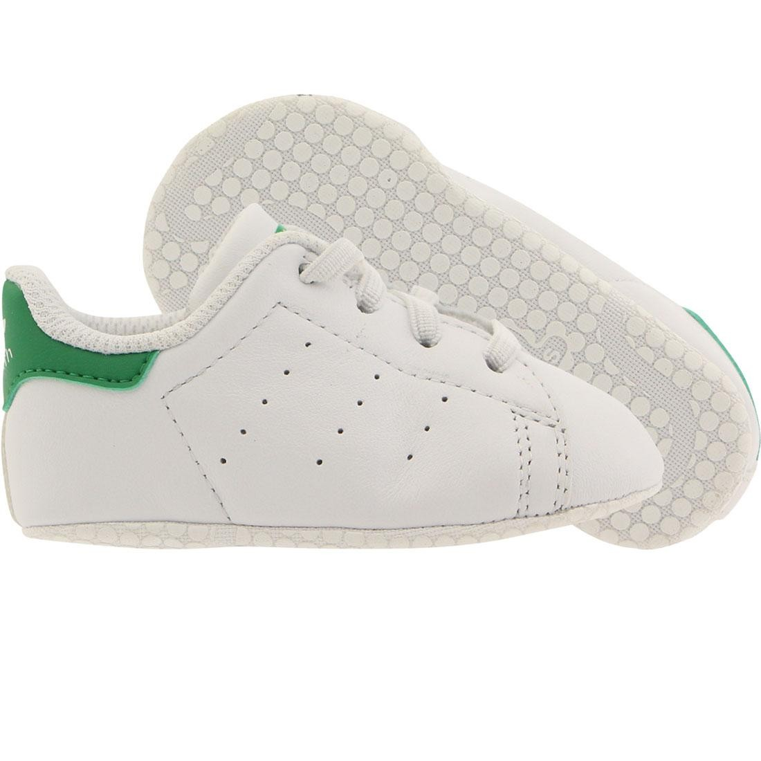 Adidas Toddlers Stan Smith (white / green)
