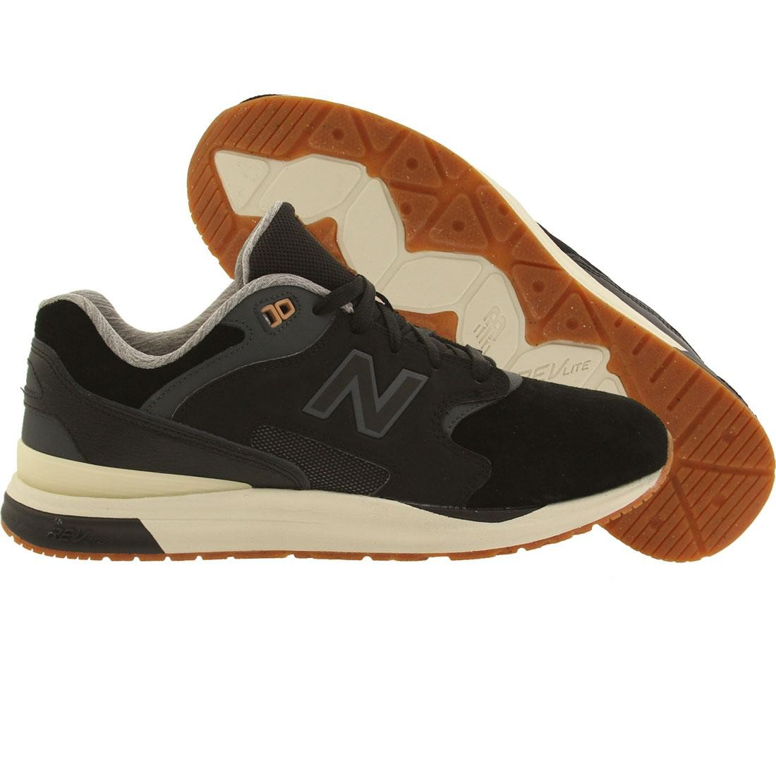 new balance revlite black