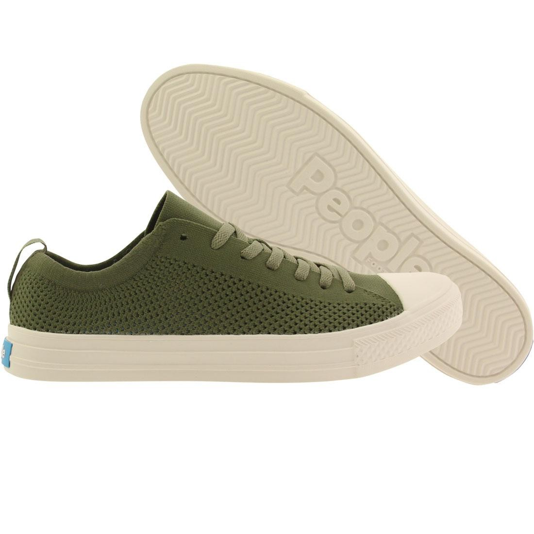 People Footwear Men The Phillips Knit (green / expedition)