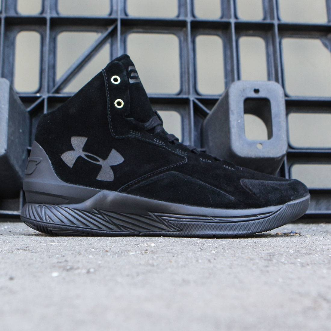 0726dde4 Under Armour x Steph Curry Men Curry 1 Mid Alpha - Curry Lux Pack black  black