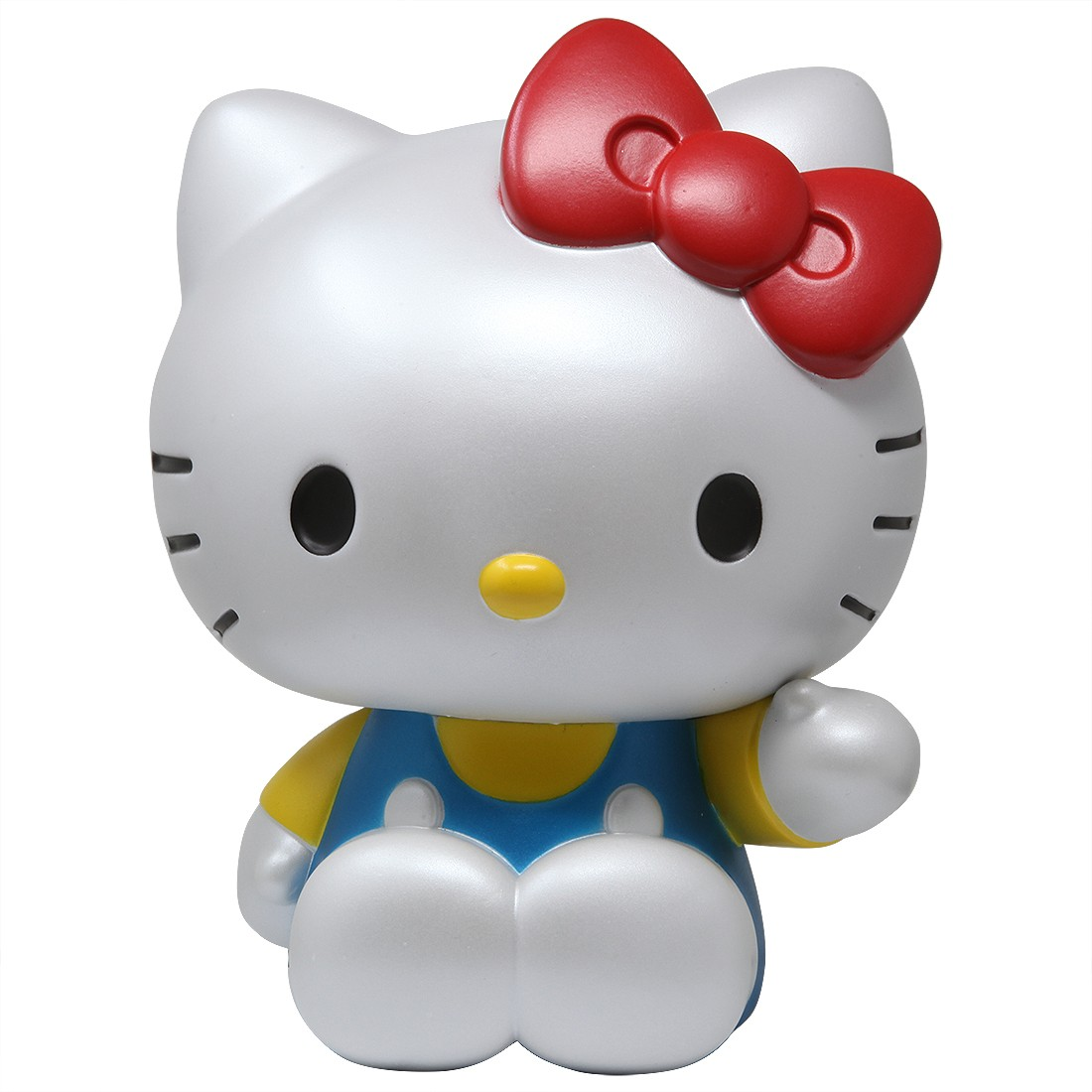 Monogram Sanrio Hello Kitty Figural PVC Bank (white)