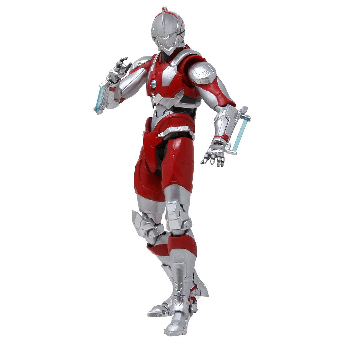Bandai S.H. Figuarts Netflix Ultraman The Animation Ultraman Figure (silver)