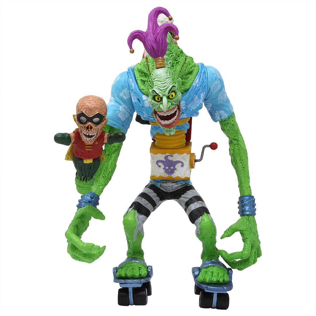 DC Comics DC Artists Alley James Groman Joker Figure (green)