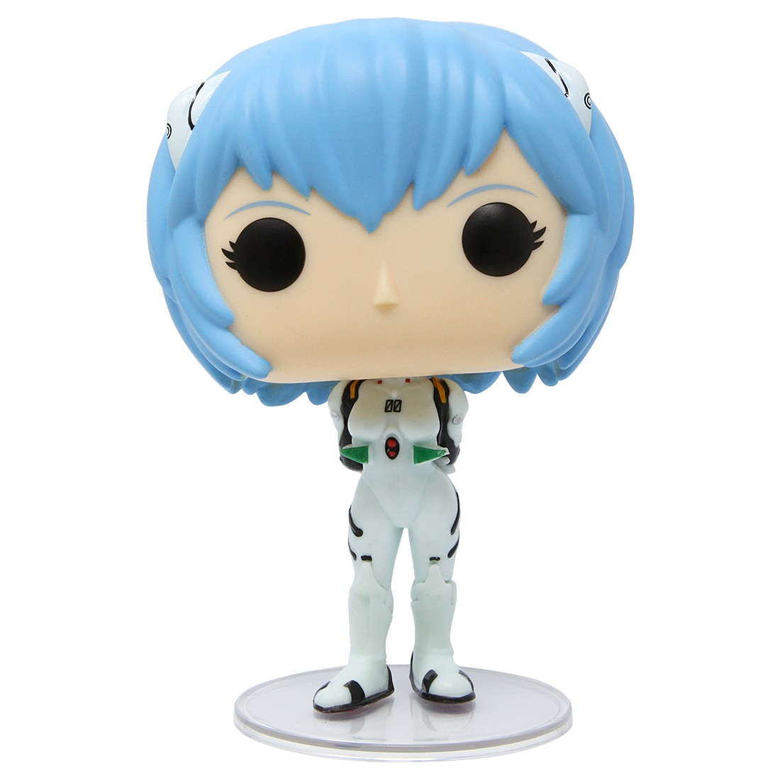 Funko POP Animation Evangelion - Rei Ayanami (white)