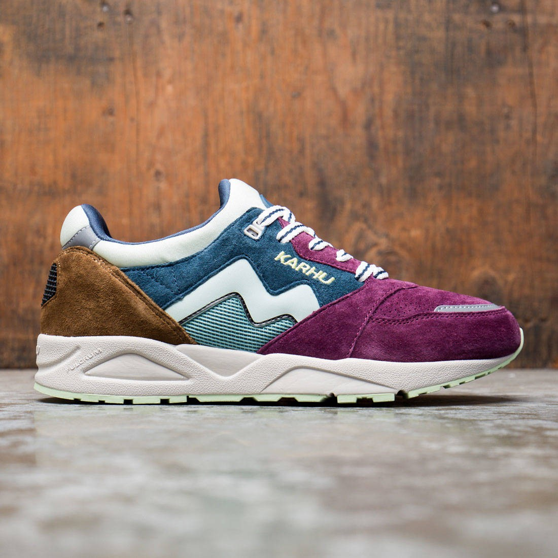 Karhu Men Aria 95 (blue / crushed violets)