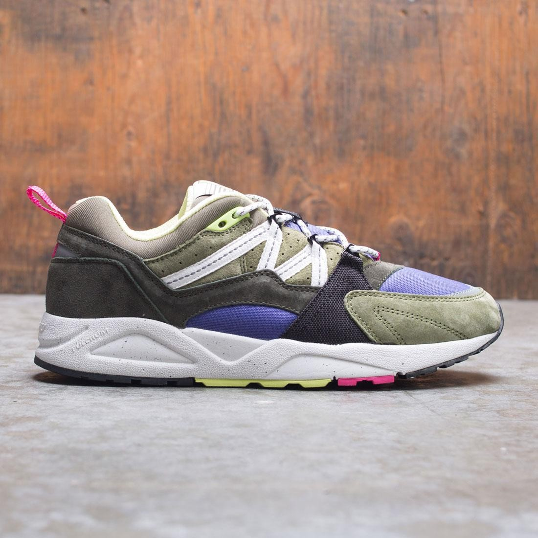 Karhu Men Fusion 2.0 (olive / forest night / bright white)