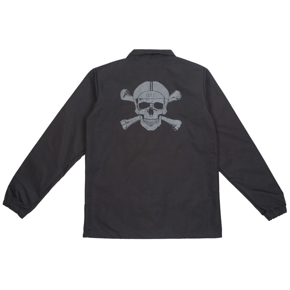 La Carrera Men La Carrera Skull Coaches Jacket (black)