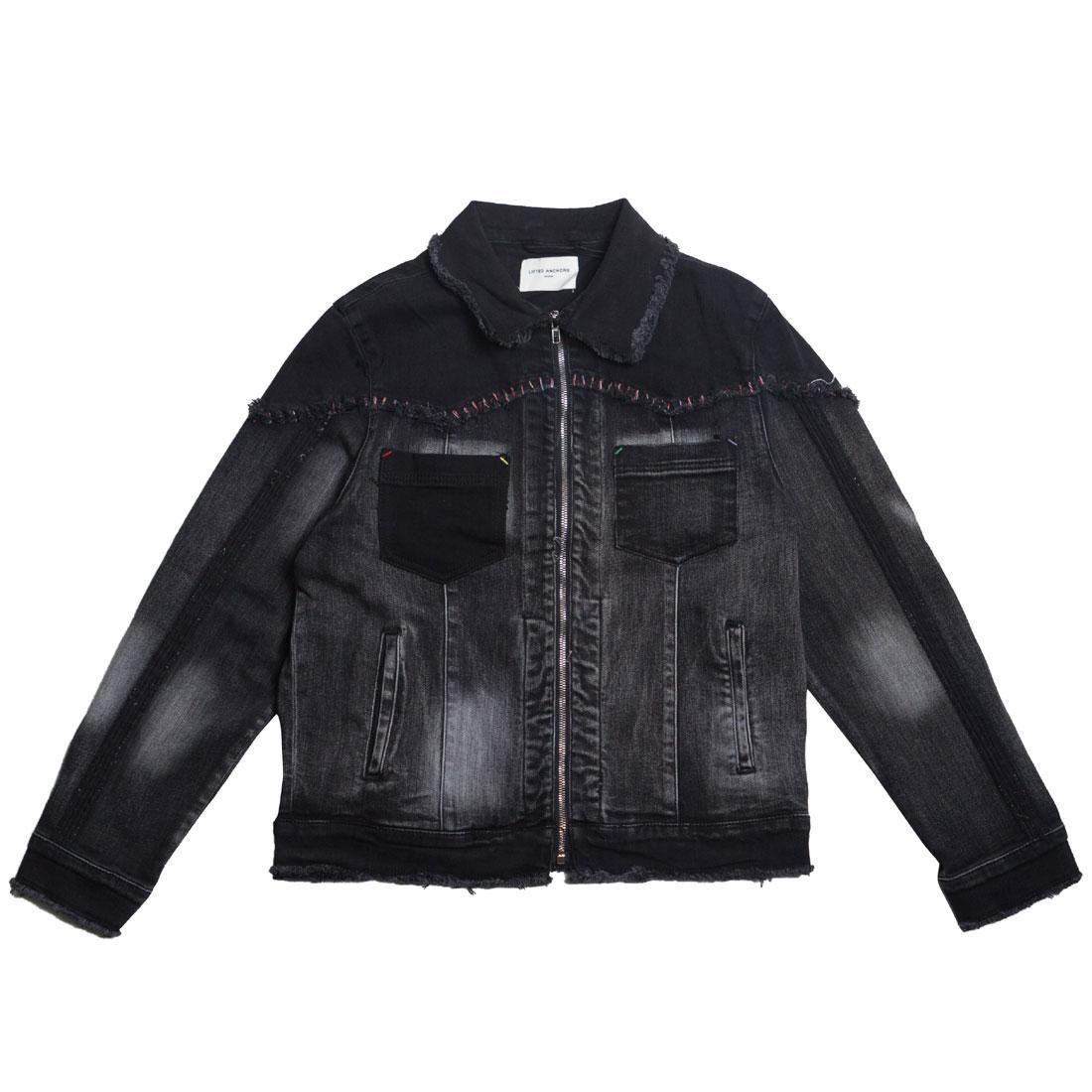 Lifted Anchors Men Carraba Jacket (black)