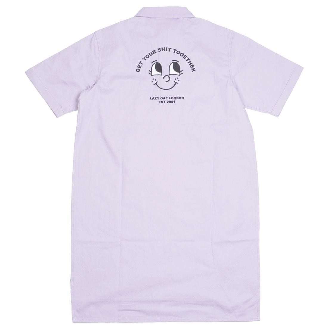 Lazy Oaf Women Face Dress (purple)