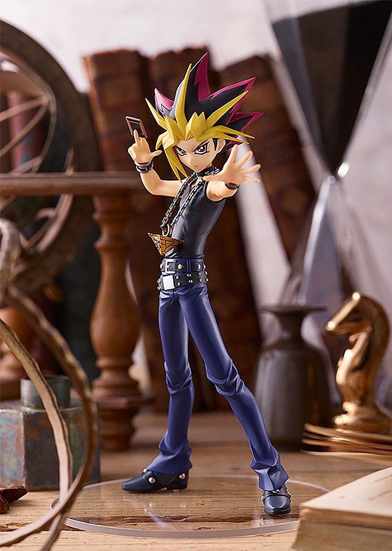 PREORDER - Good Smile Company Pop Up Parade Yu-Gi-Oh! Yami Yugi Figure (black)