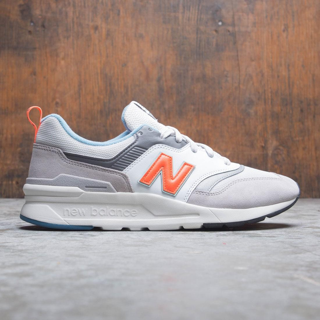 New Balance Men 997 CM997HAG (gray / rain cloud / dark mango)