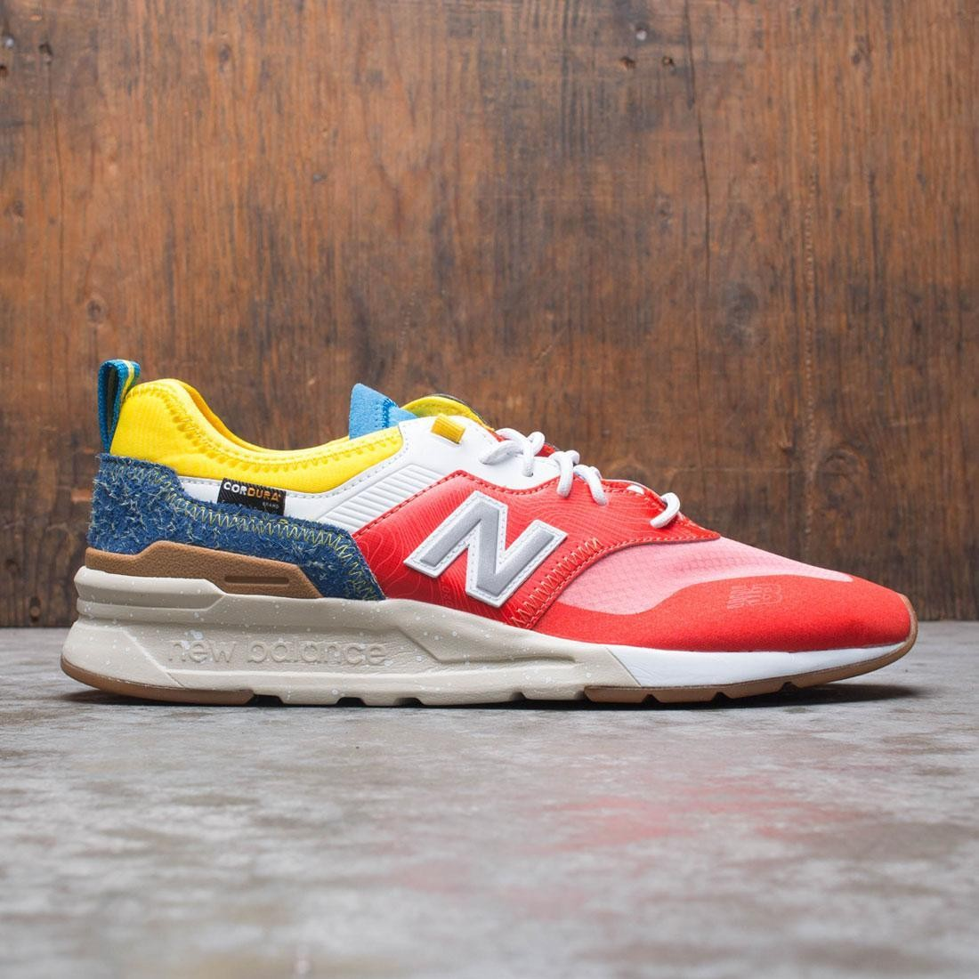 New Balance Men 997 CMT997HG (red)