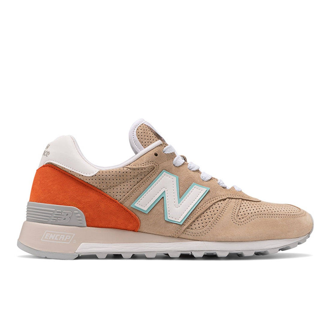 New Balance Men M1300AA - Made In USA (tan / white)