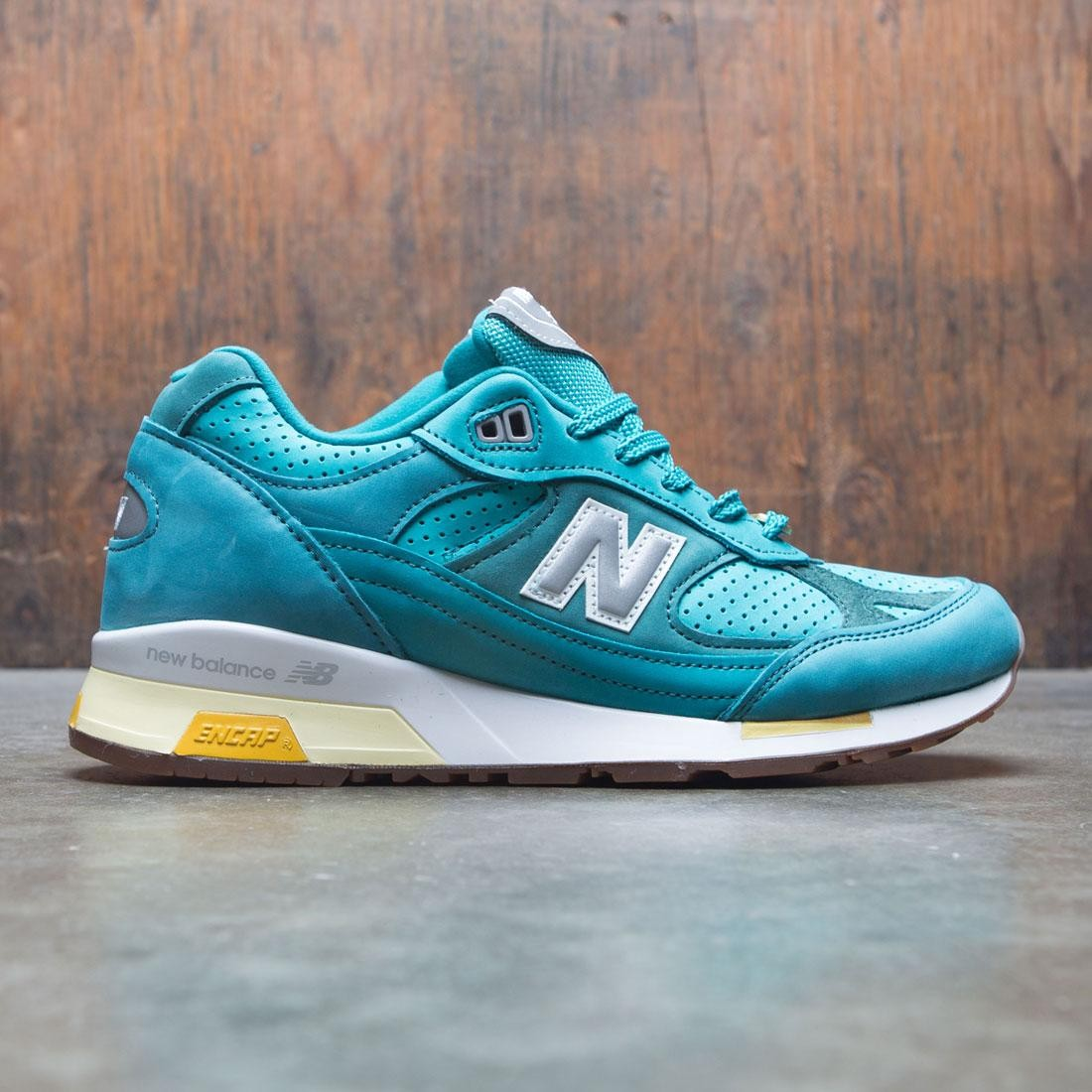 New Balance x Concepts Men 991.5 Lake Havasu M9915CNP - Made In UK (teal / white)