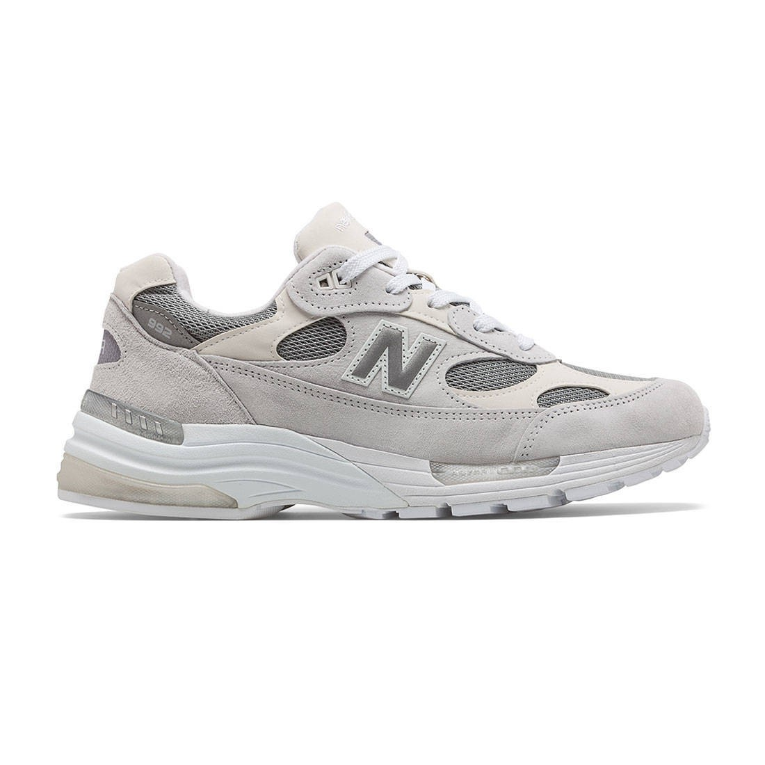 New Balance Men 992 M992NC - Made In USA (gray / nimbus cloud / white)