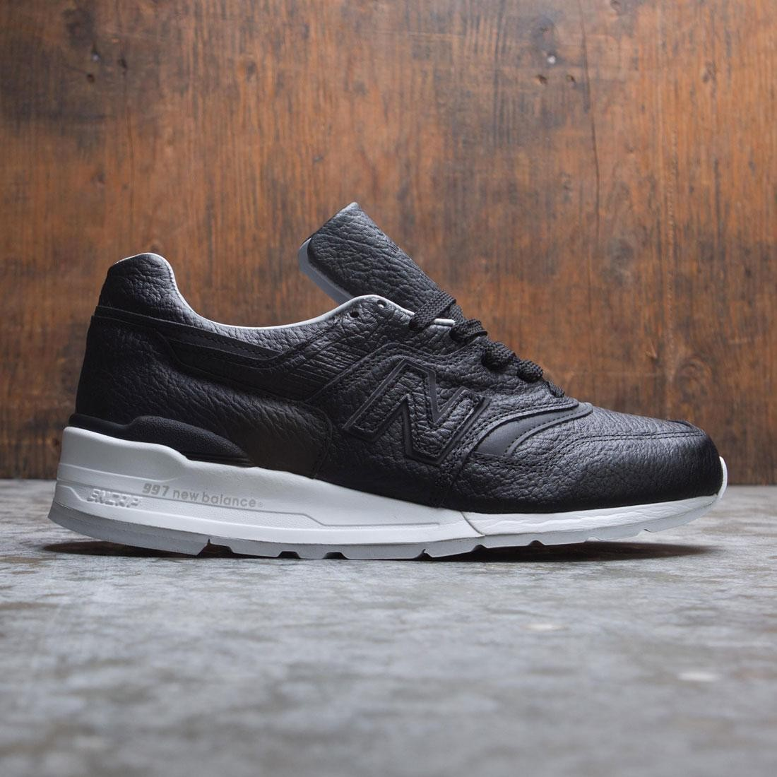 New Balance Men 997 M997BSO - Made In USA (black / grey)