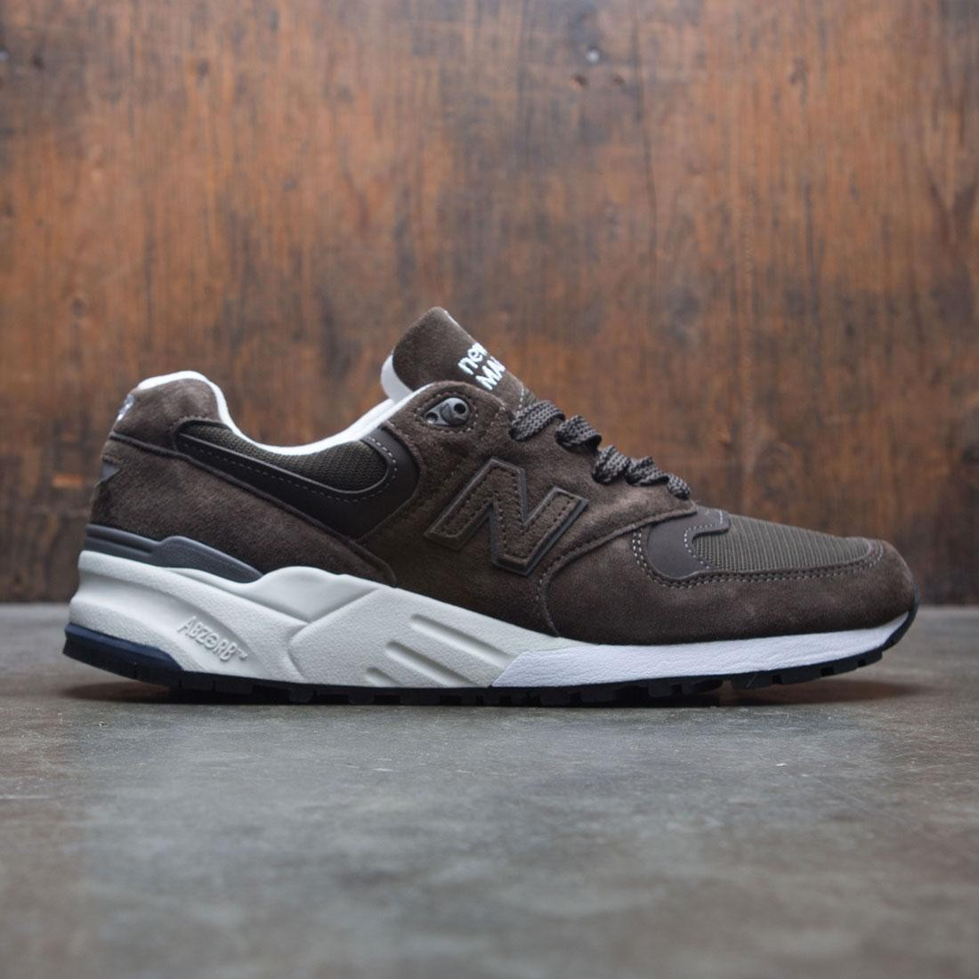 New Balance Men 999 M999NJ - Made In USA (brown)