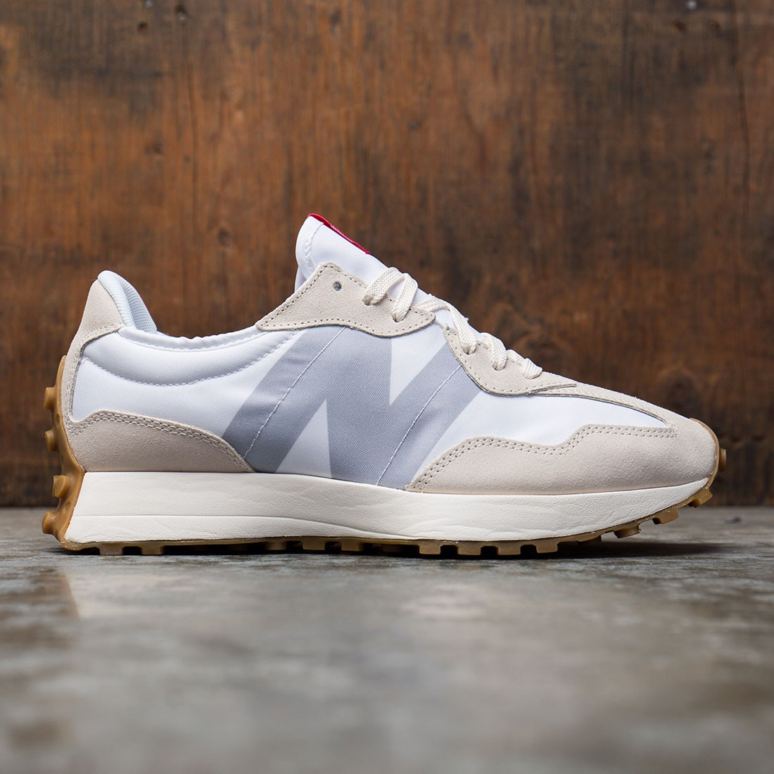 New Balance Men 327 MS327STB (white / turtledove / munsell white)